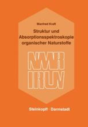 Struktur und Absorptionsspektroskopie Organischer Naturstoffe