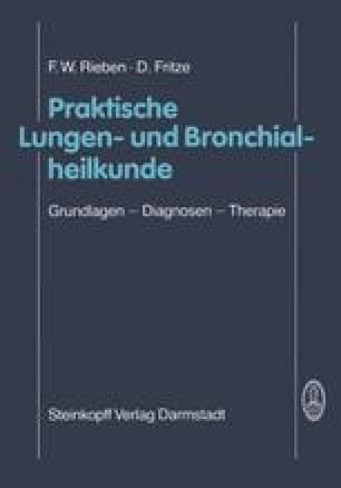 Praktische Lungen- und Bronchialheilkunde