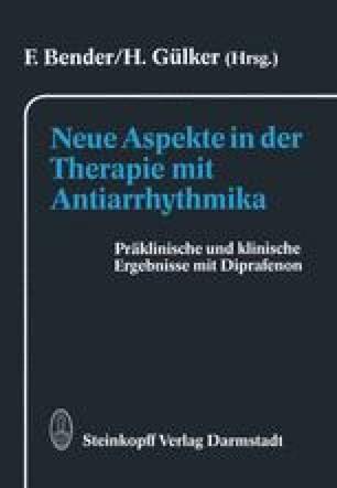 Neue Aspekte in der Therapie mit Antiarrhythmika