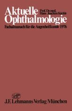 Aktuelle Ophthalmologie