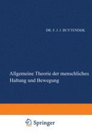 Allgemeine Theorie der Menschlichen Haltung und Bewegung