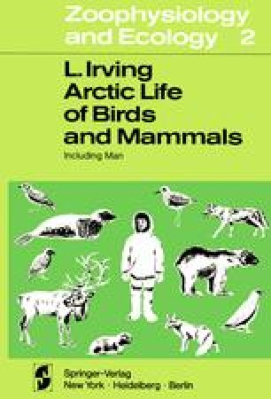 Arctic Life of Birds and Mammals