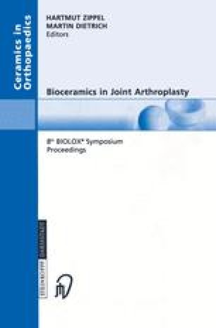 Bioceramics in Joint Arthroplasty