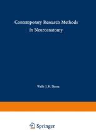 Contemporary Research Methods in Neuroanatomy