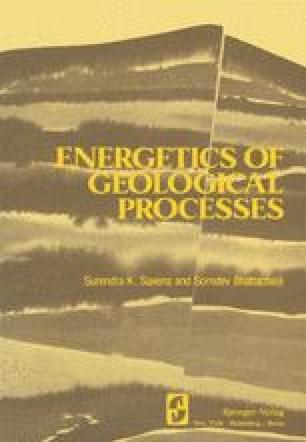 Energetics of Geological Processes