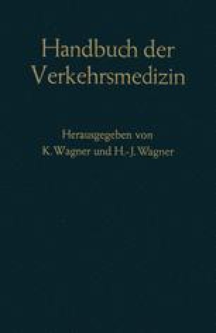 Handbuch der Verkehrsmedizin