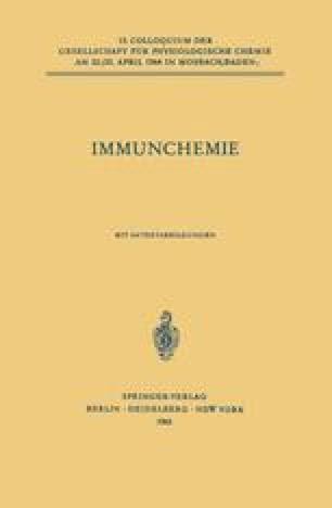 Immunchemie