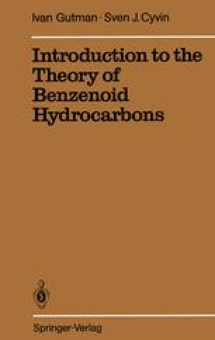 Introduction to the Theory of Benzenoid Hydrocarbons