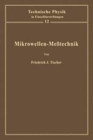 Mikrowellen-Meßtechnik