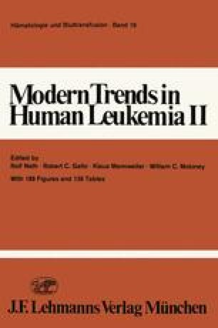 Modern Trends in Human Leukemia II