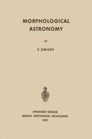 Morphological Astronomy