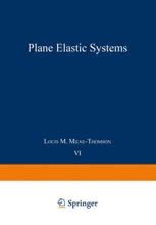 Plane Elastic Systems