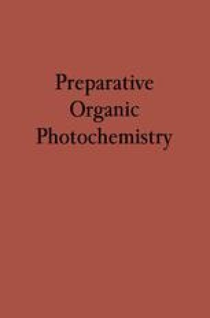 Preparative Organic Photochemistry
