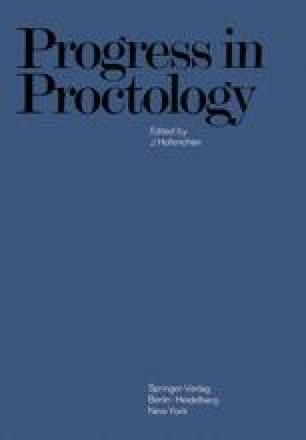 Progress in Proctology