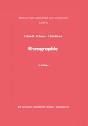 Rheographie