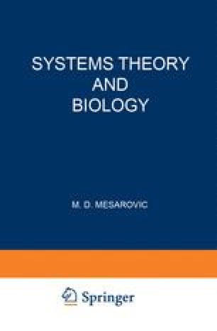 Systems Theory and Biology