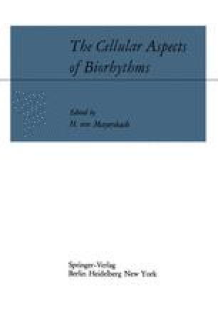 The Cellular Aspects of Biorhythms