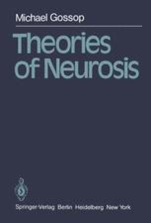 Theories of Neurosis
