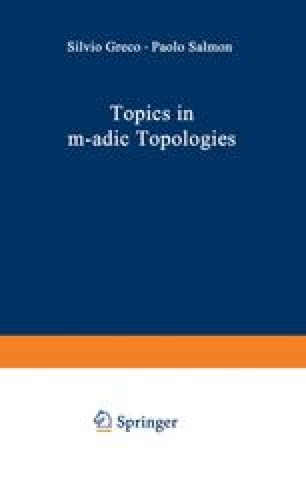 Topics in ĉ-adic Topologies