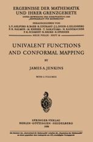 Univalent Functions and Conformal Mapping