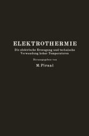 Elektrothermie