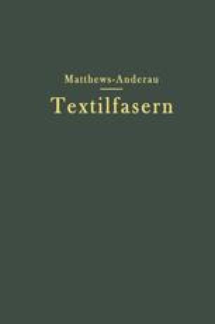 Die Textilfasern
