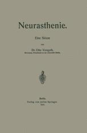Neurasthenie