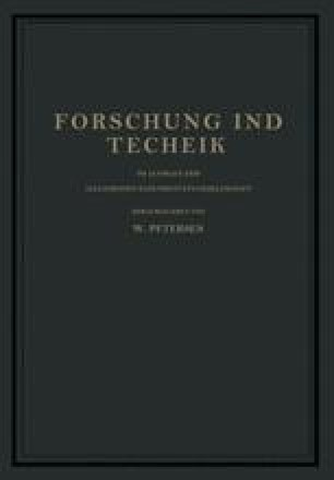 Forschung und Technik