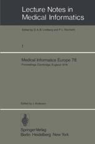 Medical Informatics Europe 78