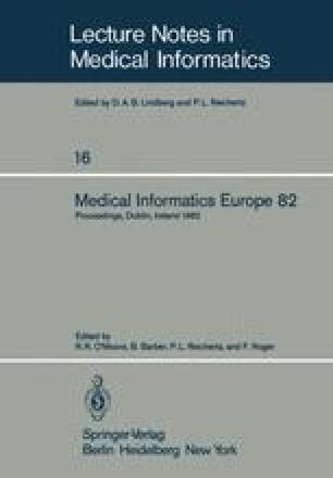 Medical Informatics Europe 82