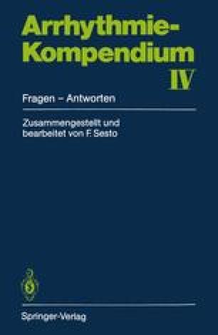 Arrhythmie-Kompendium IV
