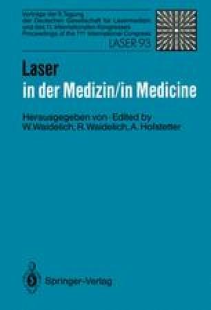 Laser in der Medizin / Laser in Medicine
