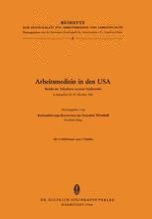 Arbeitsmedizin in den USA