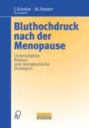 Bluthochdruck nach der Menopause