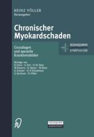 Chronischer Myokardschaden