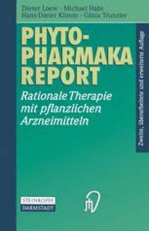 Phytopharmaka-Report