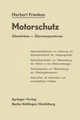 Motorschutz