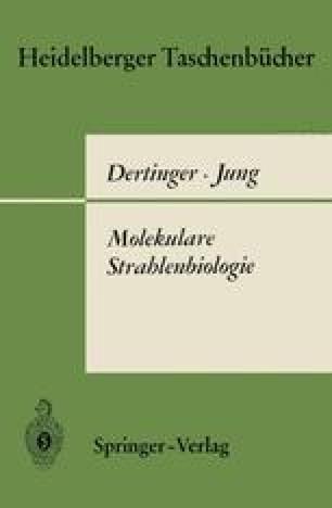 Molekulare Strahlenbiologie