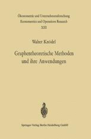 Graphentheoretische Methoden und ihre Anwendungen