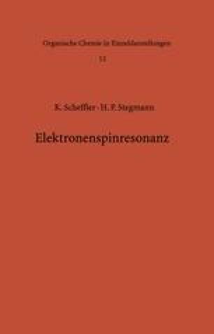 Elektronenspinresonanz