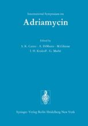 International Symposium on Adriamycin