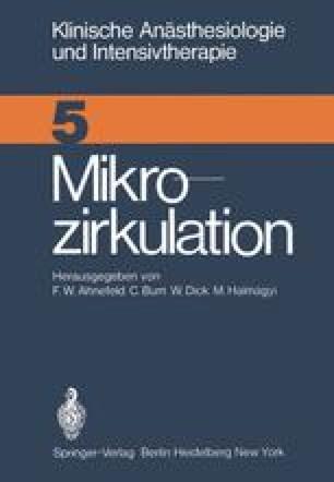 Mikrozirkulation
