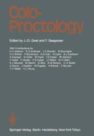 Colo-Proctology