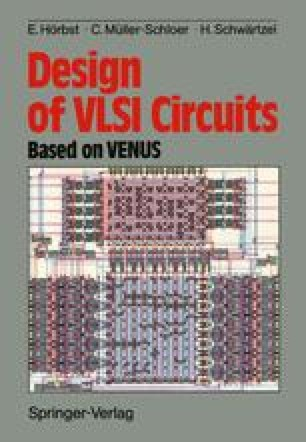Design of VLSI Circuits