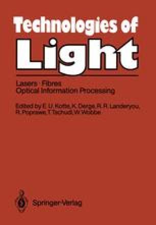 Technologies of Light