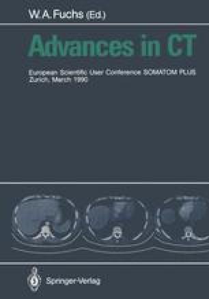 Advances in CT