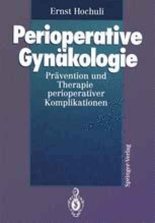 Perioperative Gynäkologie