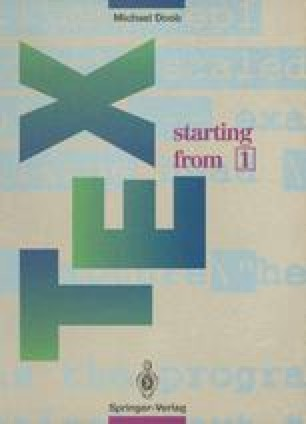 TEX: starting from 1