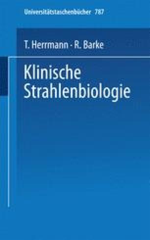Klinische Strahlenbiologie