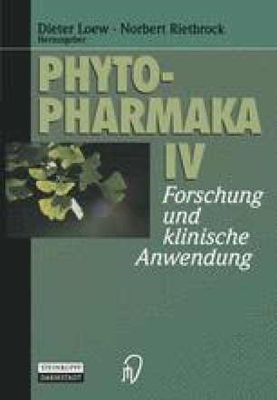Phytopharmaka IV
